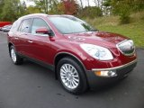 2011 Red Jewel Tintcoat Buick Enclave CXL AWD #86812435