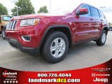 2014 Deep Cherry Red Crystal Pearl Jeep Grand Cherokee Laredo #86812098