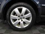 Volkswagen Passat 2005 Wheels and Tires