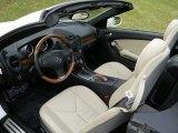 2009 Mercedes-Benz SLK Interiors