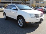 2010 White Platinum Tri-Coat Lincoln MKX AWD #86812415