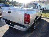 2005 Bright Silver Metallic Dodge Ram 1500 SLT Regular Cab 4x4 #86812282