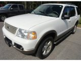 2004 Oxford White Ford Explorer Eddie Bauer 4x4 #86812277