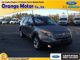 2013 Sterling Gray Metallic Ford Explorer Limited 4WD #86812164