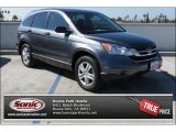 2011 Polished Metal Metallic Honda CR-V EX #86848895