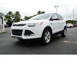 2014 Oxford White Ford Escape SE 1.6L EcoBoost #86849048
