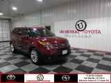 2013 Ruby Red Metallic Ford Explorer Limited #86848814