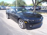 2014 Black Chevrolet Camaro LT Coupe #86849277