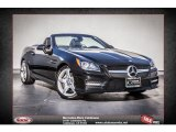 2014 Black Mercedes-Benz SLK 250 Roadster #86848731