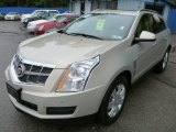 2011 Gold Mist Metallic Cadillac SRX 4 V6 AWD #86849115