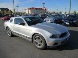 2011 Ingot Silver Metallic Ford Mustang V6 Premium Coupe #86849038