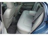 2000 Mercury Sable LS Premium Sedan Rear Seat