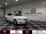 2008 Super White Toyota Camry Hybrid #86848791