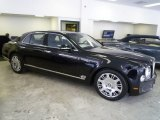 Bentley Mulsanne Data, Info and Specs