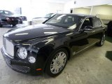 Bentley Mulsanne Colors