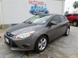 2014 Sterling Gray Ford Focus SE Hatchback #86848781