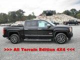 2014 Onyx Black GMC Sierra 1500 SLT Crew Cab 4x4 #86849171