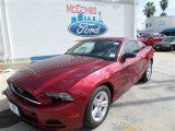 2014 Ruby Red Ford Mustang V6 Coupe #86848779
