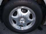 Mercedes-Benz S 1997 Wheels and Tires