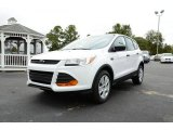 2014 Oxford White Ford Escape S #86849055