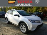 2013 Blizzard White Pearl Toyota RAV4 Limited AWD #86848751