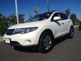 2010 Glacier White Pearl Nissan Murano SL AWD #86849140