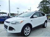 2014 Oxford White Ford Escape SE 1.6L EcoBoost #86892180