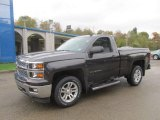 2014 Tungsten Metallic Chevrolet Silverado 1500 LT Regular Cab 4x4 #86892160
