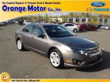 2010 Sterling Grey Metallic Ford Fusion SE V6 #86892348