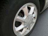 Buick LeSabre 2004 Wheels and Tires