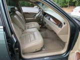 2001 Lincoln Town Car Interiors