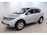 2012 Nissan Murano SV AWD Data, Info and Specs