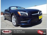 2014 Lunar Blue Metallic Mercedes-Benz SL 550 Roadster #86892232
