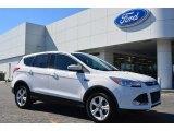2014 Oxford White Ford Escape SE 1.6L EcoBoost #86892300
