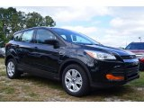 2014 Tuxedo Black Ford Escape S #86892298