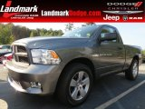 2012 Mineral Gray Metallic Dodge Ram 1500 Express Regular Cab #86892289