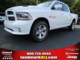 2014 Bright White Ram 1500 Sport Crew Cab #86892281