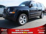 2014 True Blue Pearl Jeep Patriot Latitude #86892276