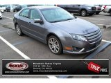 2010 Sterling Grey Metallic Ford Fusion SEL V6 AWD #86892037