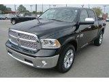 2014 Black Ram 1500 Laramie Crew Cab 4x4 #86892569