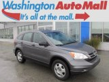 2011 Polished Metal Metallic Honda CR-V LX 4WD #86892200