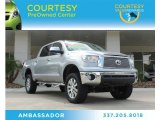 2011 Silver Sky Metallic Toyota Tundra Limited CrewMax 4x4 #86892492