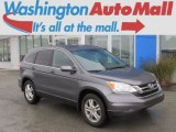 2011 Polished Metal Metallic Honda CR-V EX-L 4WD #86892197