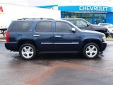2009 Dark Blue Metallic Chevrolet Tahoe LTZ 4x4 #86892103