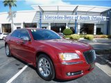 2012 Deep Cherry Red Crystal Pearl Chrysler 300 Limited #86892096