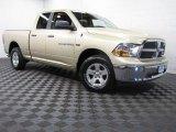 2011 White Gold Dodge Ram 1500 SLT Quad Cab 4x4 #86892465