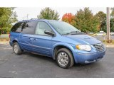 2007 Chrysler Town & Country Marine Blue Pearl