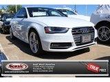 2014 Glacier White Metallic Audi S4 Premium plus 3.0 TFSI quattro #86937632