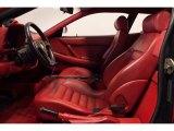 Ferrari 512 TR Interiors