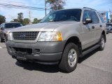 2003 Silver Birch Metallic Ford Explorer XLS 4x4 #86937867